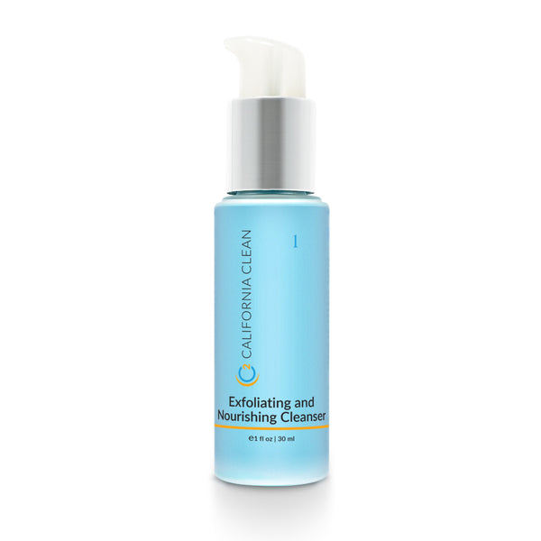 Exfoliating & Nourishing Cleanser