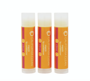 Organic Moisturizing Anti-Aging Lip Conditioner Trio