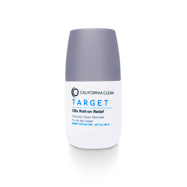 TARGET: CBx Target Roll On Relief <br /> 400mg THC Free CBx