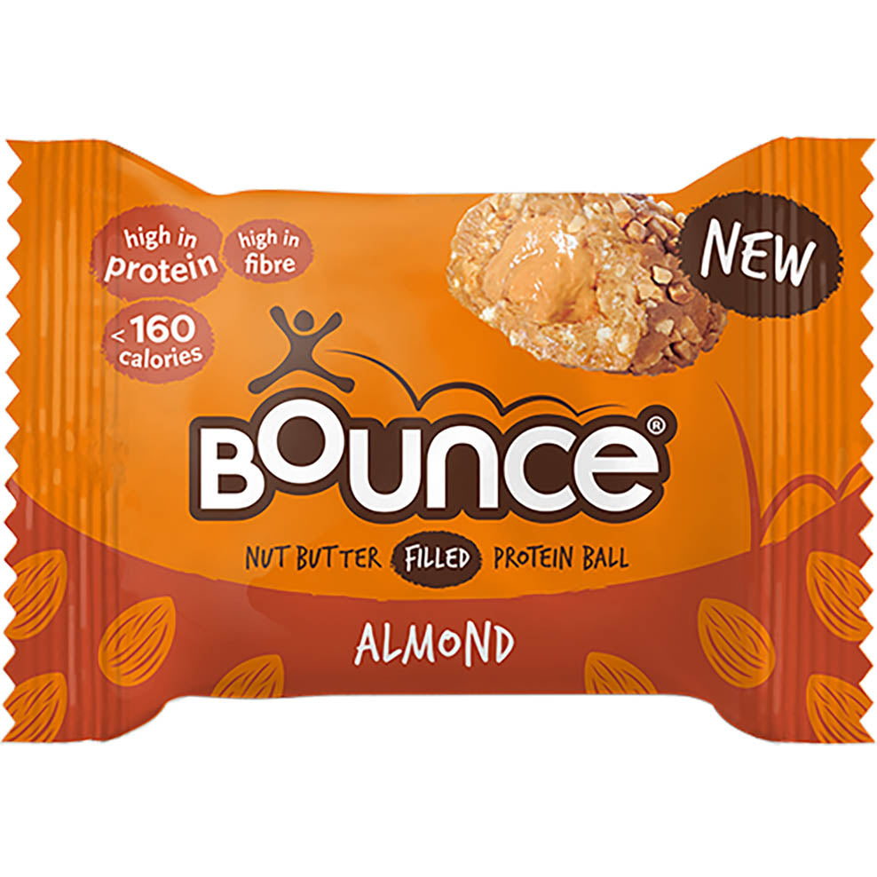 Bounce Nut Butter Filled Protein Ball - Almond