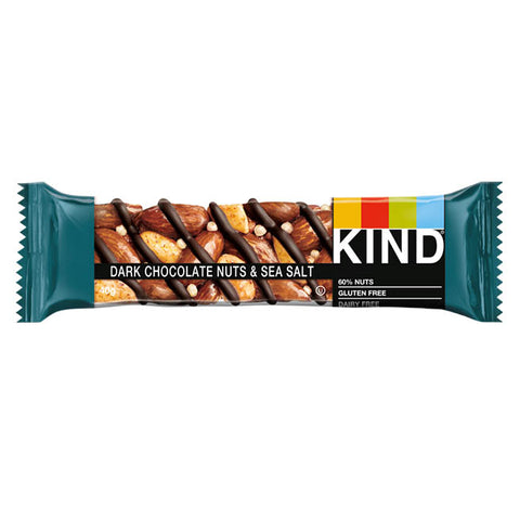 KIND - Dark Chocolate Nuts & Sea Salt
