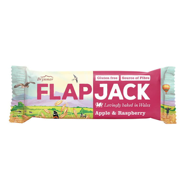 Brynmor - Summer Berry Flapjack