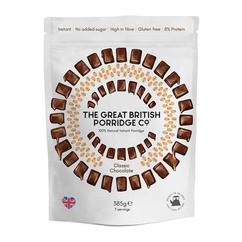The Great British Porridge Co. - Classic Chocolate Porridge