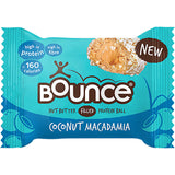 Bounce Nut Butter Filled Protein Ball - Coconut Macadamia