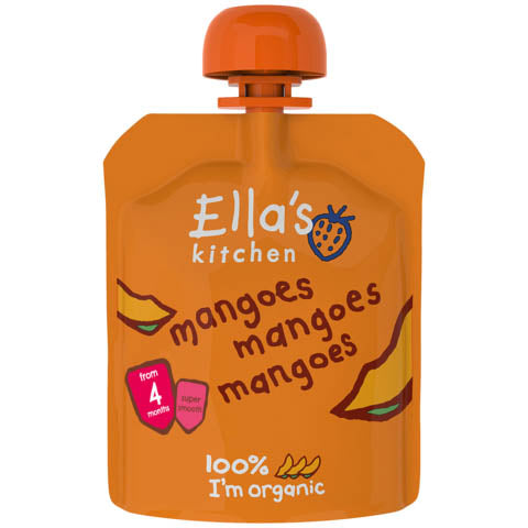Ella's Kitchen - First Taste - Mangoes
