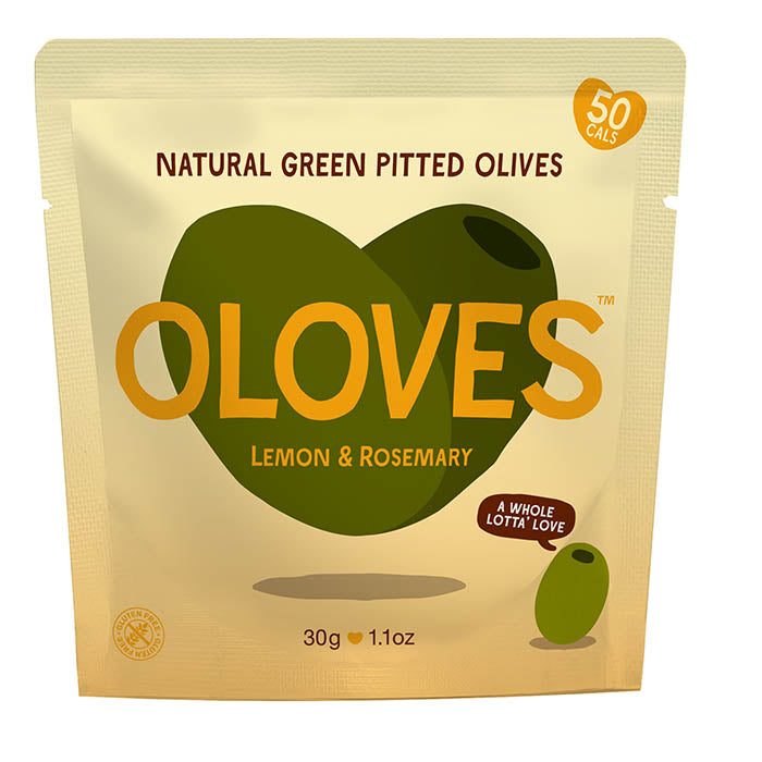 Oloves - Lemon & Rosemary