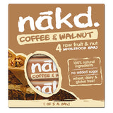 NAKD Coffee & Walnut