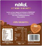 NAKD - Double Chocolish Bar