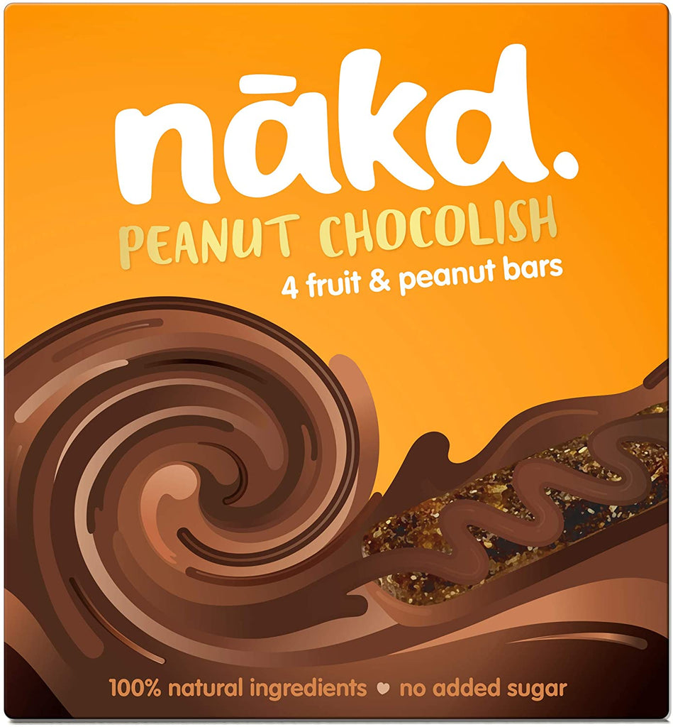 NAKD - Peanut Chocolish Bar