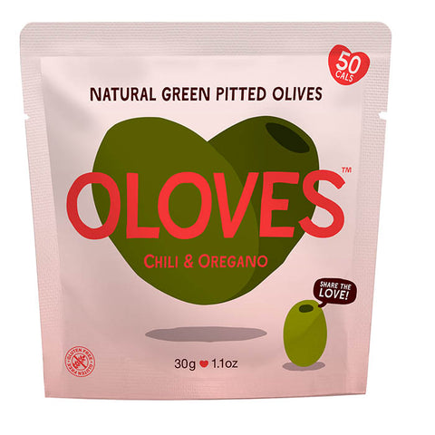 Oloves - Chilli & Oregano