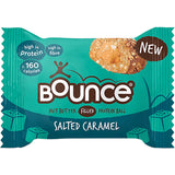 Bounce Nut Butter Filled Protein Ball - Salted Caramel