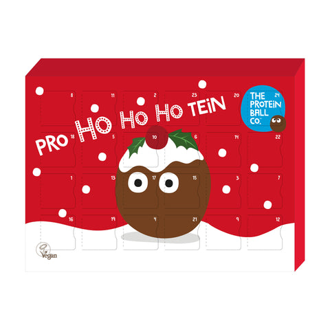 Protein Ball Co Advent Calendar