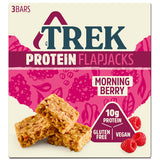 Trek Morning Berry Protein Flapjack