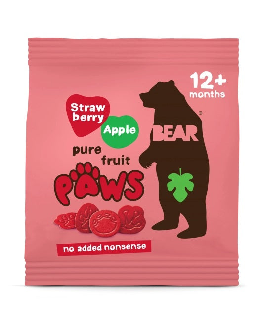 BEAR Strawberry & Apple Paws