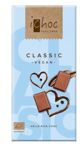 iChoc Vegan Chocolate - Classic