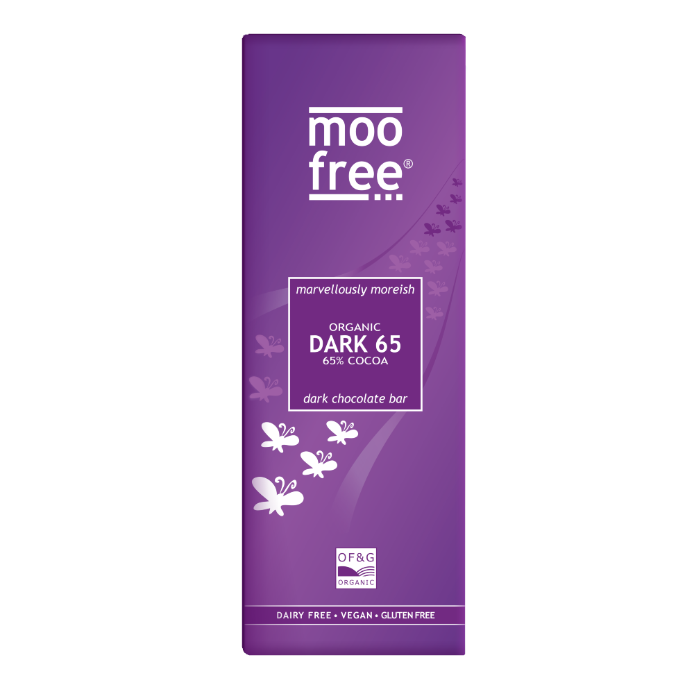 Moo Free Marvellously Moreish Dark 65%