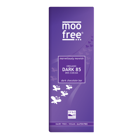 Moo Free Marvellously Moreish Dark 85%