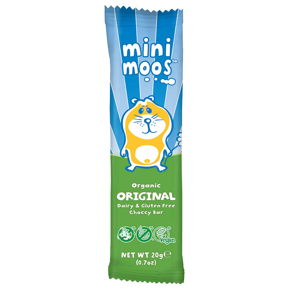 Moo Free - Original Organic Bar