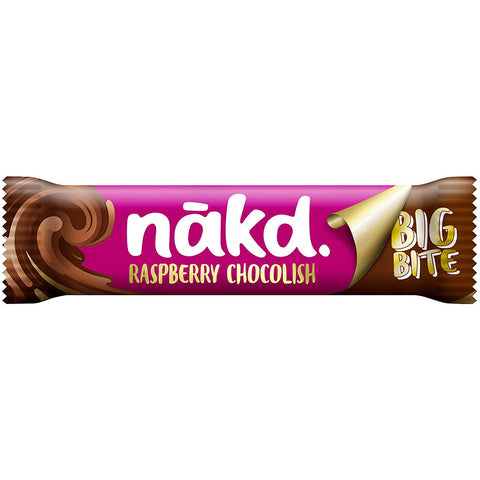NAKD - Raspberry Chocolish Big Bite