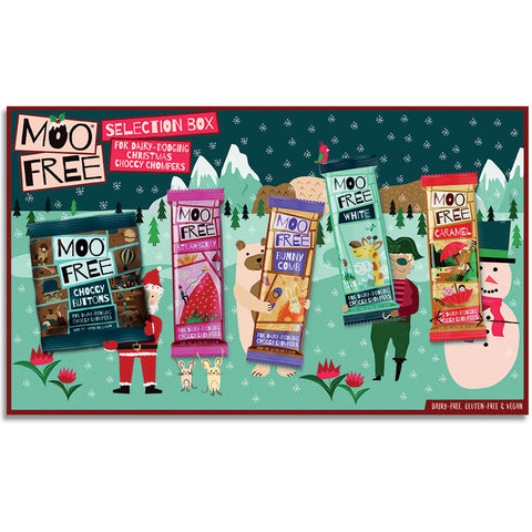 Moo Free - Christmas Selection Box