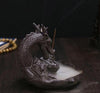 Image of Dragon Ceramic Incense Burner + FREE Cones
