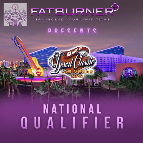 Fat Burner Plus Takes Title Sponsor Position of Jay Cutler Desert Classic and Grows Roots in the Entertainment Capital of the World fat burner plus