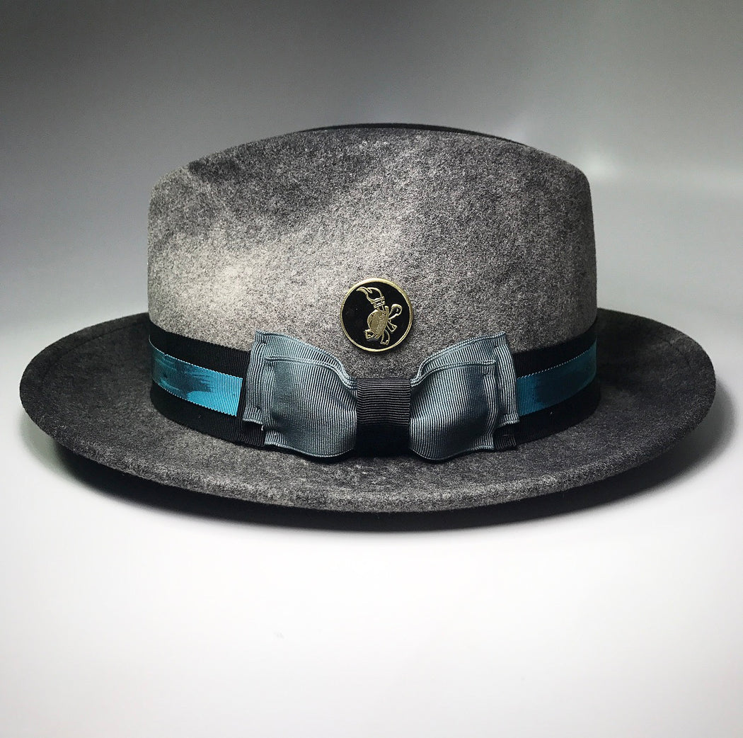 the FLAMEKEEPERS HAT CLUB BRIQUETTE DLUX BLK/TEAL