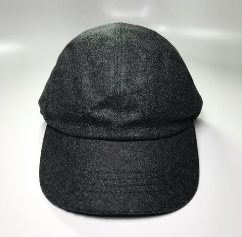 the SEAFARER WOOL BLACK