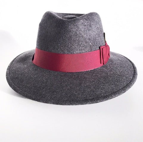 the FLAMEKEEPERS HAT CLUB BLACK TIE WOOL