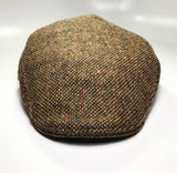 the DONEGAL TWEED IVY BROWN