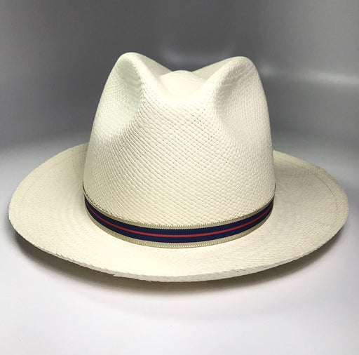 The Wimbledon Creme Fedora Hat