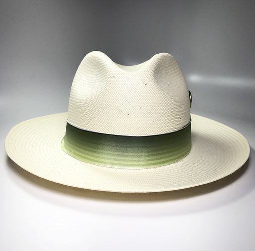 FKHC Gradient Wide Brim Straw Hat