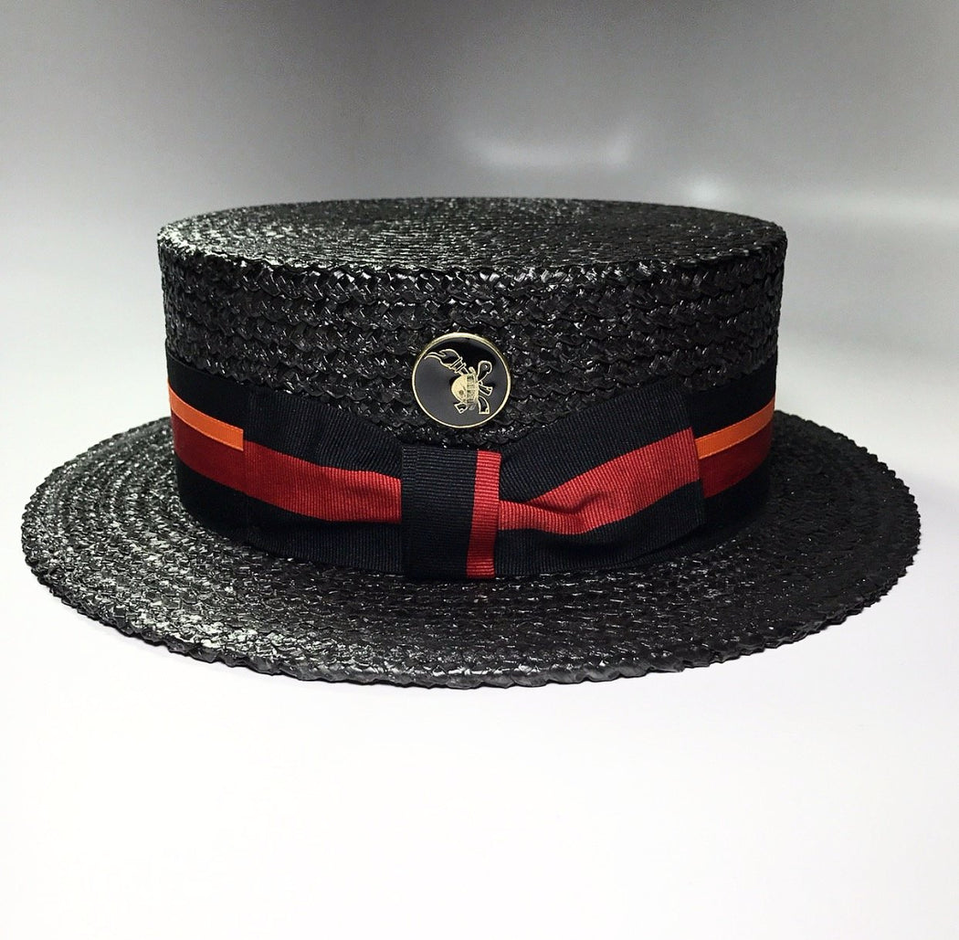 the FLAMEKEEPERS HAT CLUB GONDOLIER BLACK