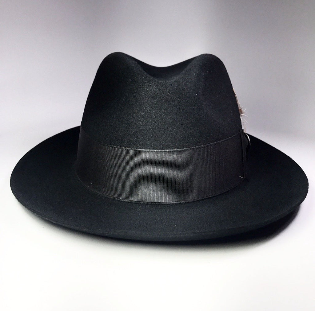 the STETSON TEMPLE BLACK