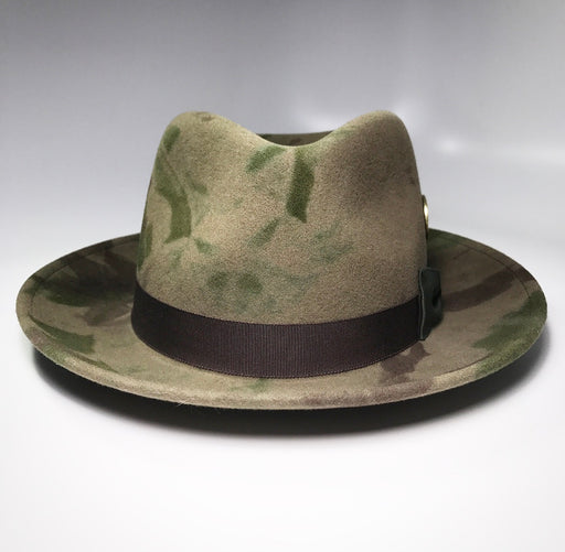 FKHC Camouflage Hellfighter Men's Fedora