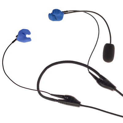 FreeCom 7100 headset (inkl. adapter)