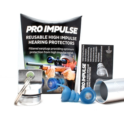 ACS PRO Impulse universale ørepropper