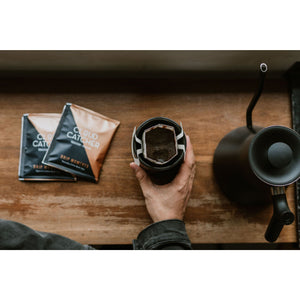 Drip Moments (Box of 8 Drip Bags) - Cloud Catcher Coffee Roastery