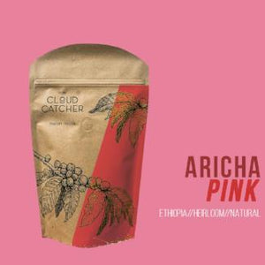 "ETHIOPIA Aricha ""Pink"" Natural Process - Filter Roast"