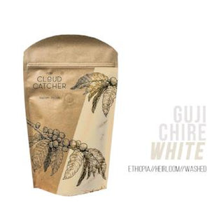 "ETHIOPIA Guji Chire ""White"" Washed Process - Espresso Roast"