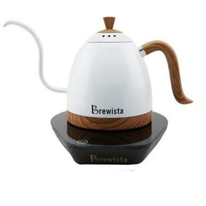 Brewista Artisan 600ml Gooseneck Variable Temp Kettle - Cloud Catcher Coffee Roastery