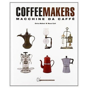 Coffee Makers by Enrico Maltoni & Mauro Carli - Cloud Catcher Coffee Roastery
