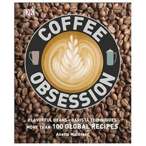 Coffee Obsession by Anette Moldvaer - Cloud Catcher Coffee Roastery