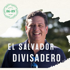 El Salvador DIVISADERO - Natural - Cloud Catcher Coffee Roastery