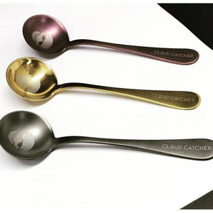 Titanium Cupping Spoon by Cloud Catcher - Cloud Catcher Coffee Roastery