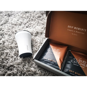 Sttoke x Drip Moments - A Collaboration - Cloud Catcher Coffee Roastery