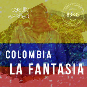 Colombia La Fantasia - Washed - Cloud Catcher Coffee Roastery