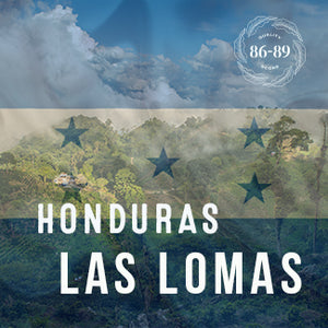Honduras LAS LOMAS - Natural - Cloud Catcher Coffee Roastery