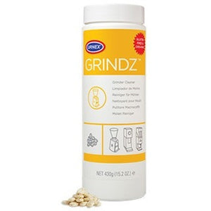 Urnex Grindz Coffee Grinder Cleaner, 15.2 oz (430 grams) - Cloud Catcher Coffee Roastery