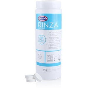 Urnex Rinza Milk Frother Cleaning Tablets - Cloud Catcher Coffee Roastery